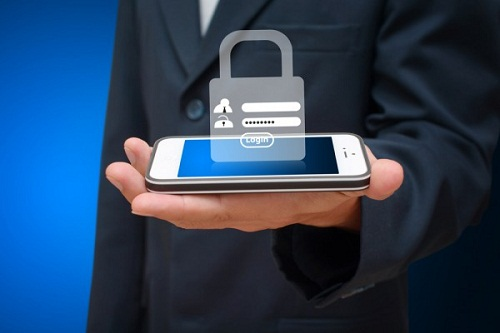 HTC phone fingerprint