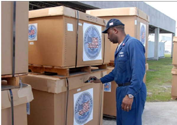 Strengthening Corrugated Cardboard for Transport