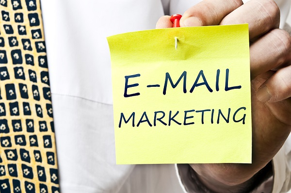 Marketing by e-mail