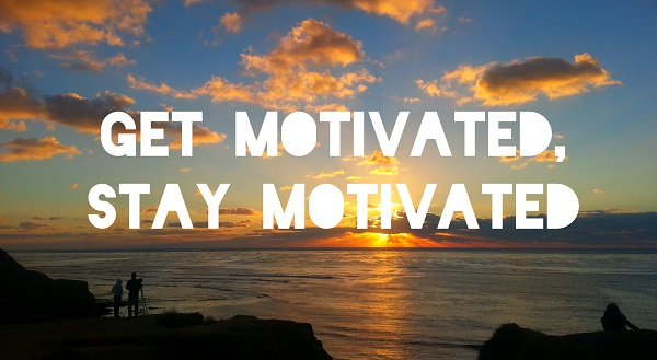 Tips to keep motivated to work