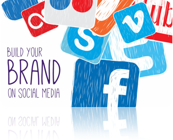 70% of young people talk and share information about brands in social networks