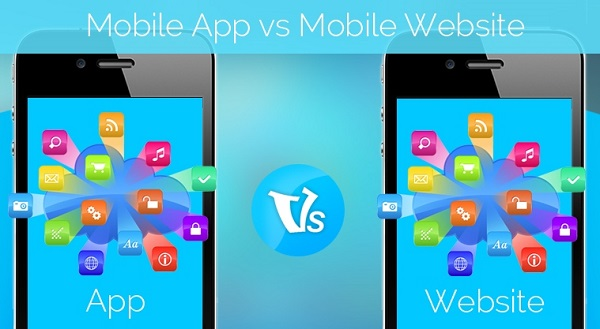 Apps and mobile websites What users prefer