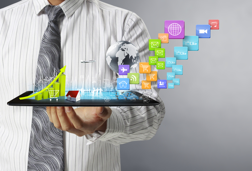SMEs focus their digital efforts on the use of websites and social networks