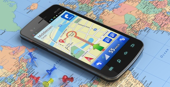 Mobile and travel become an inseparable interest couple