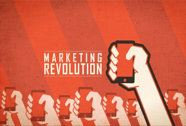 What has meant the revolution of the new Digital Marketing